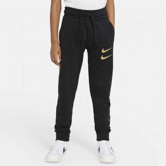 Nike Sportswear Swoosh Αγορίστικο Παντελόνι