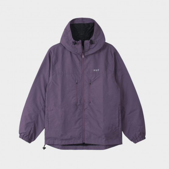 Huf Essentials Zip Standard Shell Men's Jacket