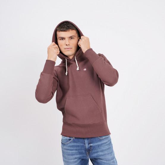 Champion Reverse Weave Ανδρική Μπλούζα με Κουκούλα