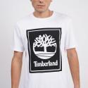 Timberland YC Core+ SS Stack Logo Ανδρική Μπλούζα