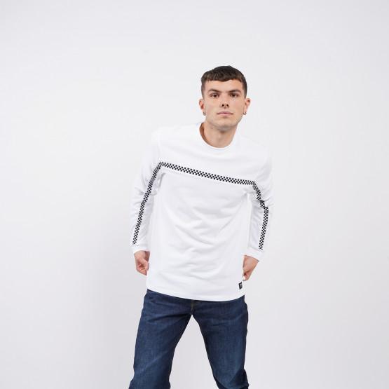 Vans Check Through Μen's Long-Sleeve Shirt