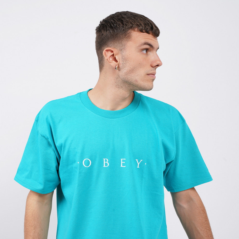 Obey Novel Classic Men's Tee