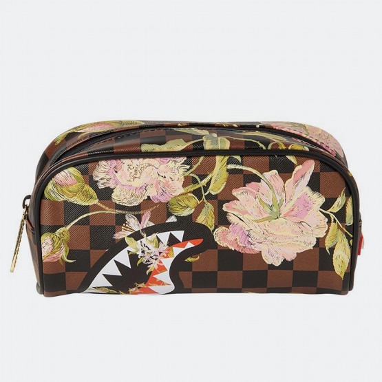 Sprayground Shark Flower Pouch