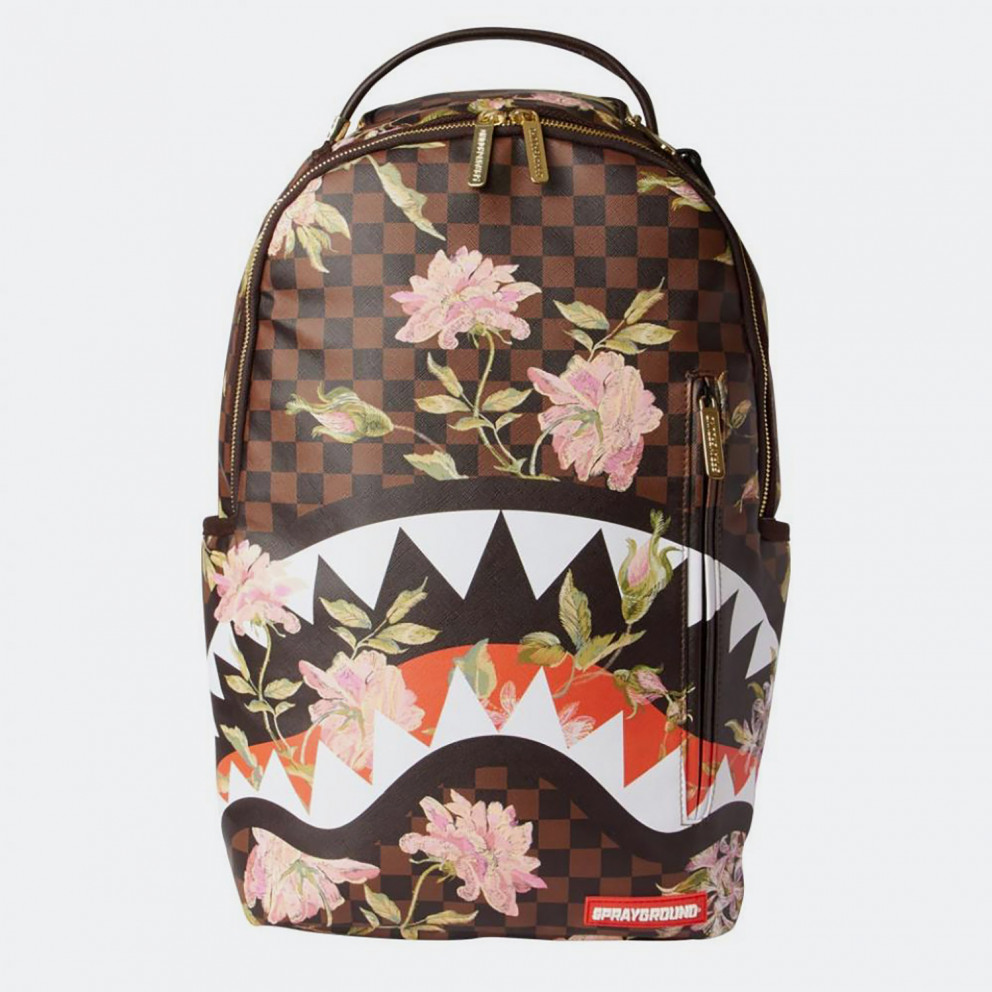 Sprayground Shark Flower Backpack