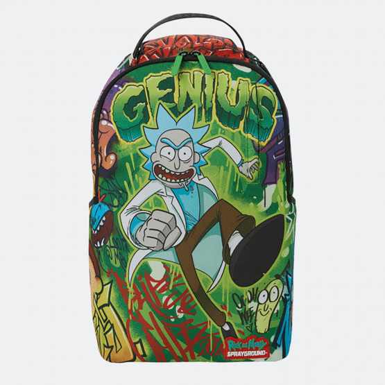 Sprayground Rick And Morty: Genius