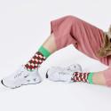 Happy Socks Filled Optic Κάλτσες