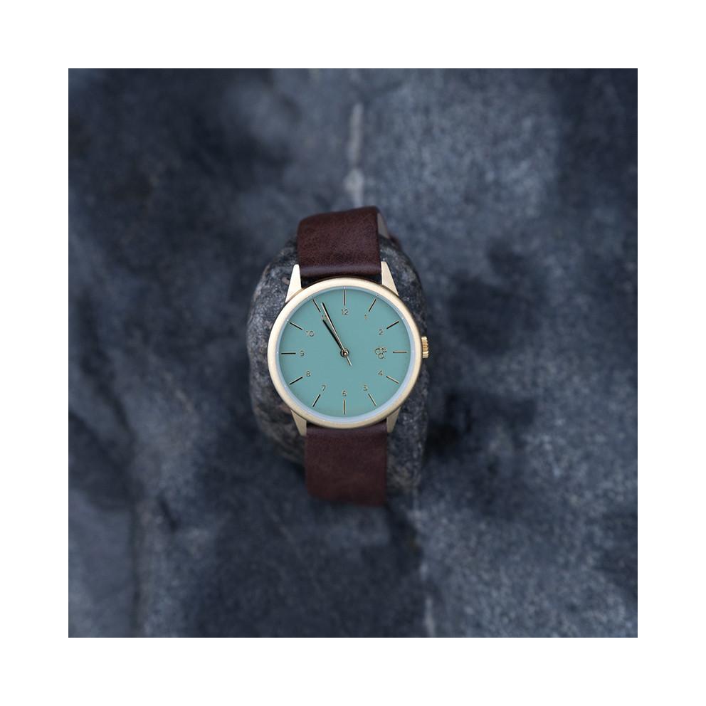 CHPO Rawiya Green Ρολόι Χειρός