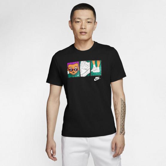 Nike Sportswear Graphic Ανδρικό T-Shirt