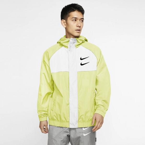 Nike Sportswear Swoosh Ανδρικό Αντιανεμικό Μπουφάν