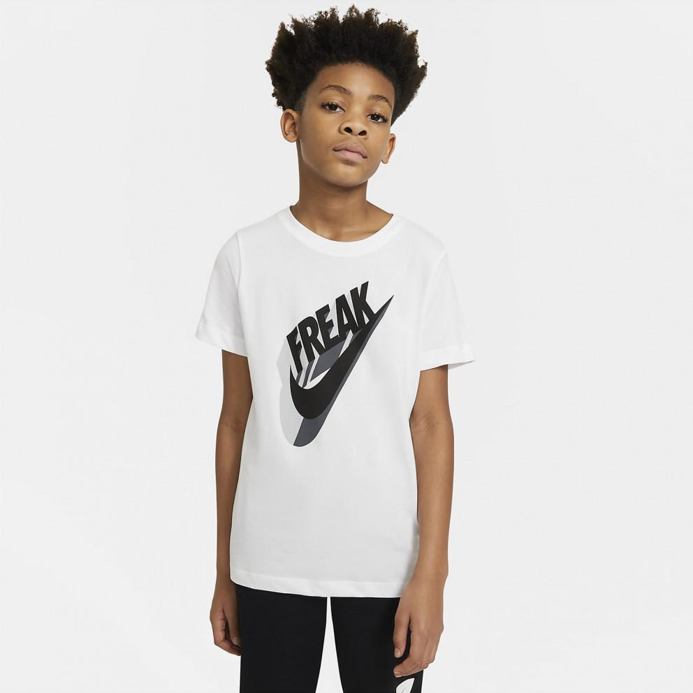 Nike Sportswear Giannis Antetokounmpo Freak Παιδικό T-Shirt