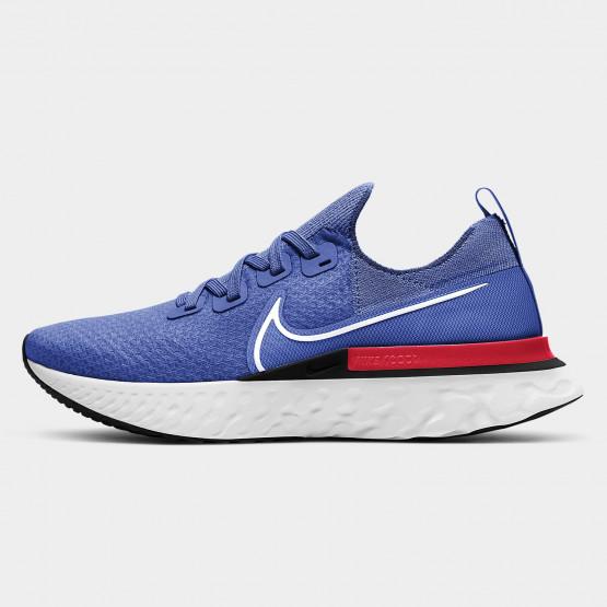Nike React Infinity Run Flyknit Ανδρικά Παπούτσια για Τρέξιμο