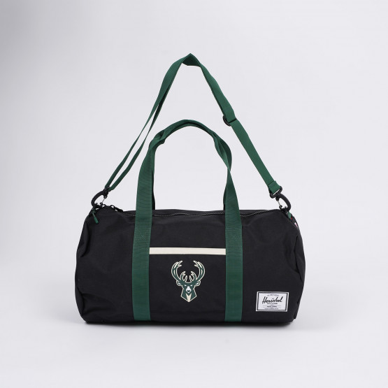 Herschel Sutton Mid-Volume Milwaukee Bucks Τσάντα Ταξιδιού 28L