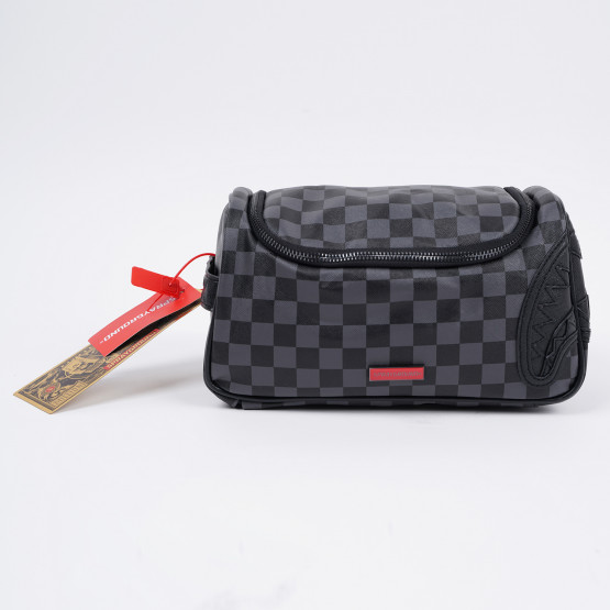 Sprayground Henny: Black Toiletry Bag Τσάντα Ταξιδιού
