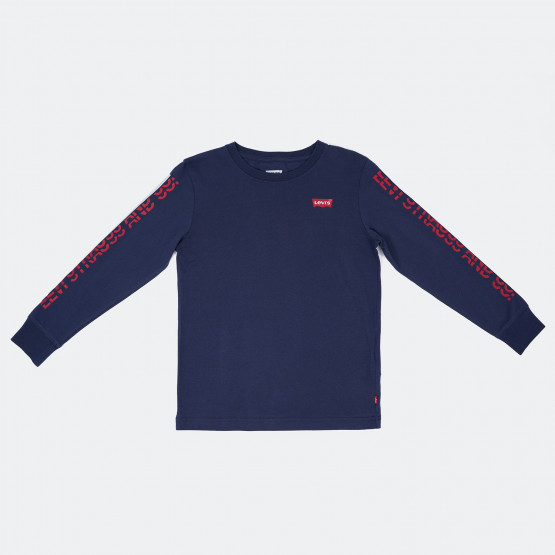 Levis Graphic Παιδική Μακρυμάνικη Μπλούζα