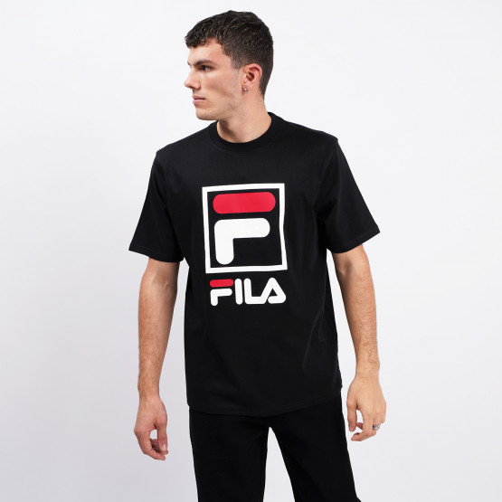 Fila Heritage Stacked Logo Men's T-Shirt
