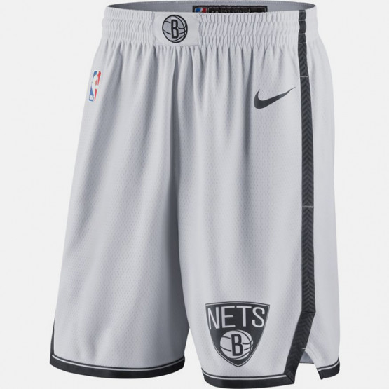 Nike NBA Brooklyn Nets Association Edition Swingman Ανδρικό Σορτς