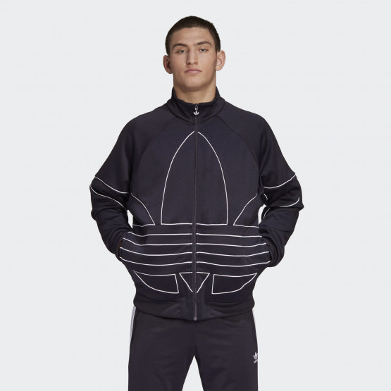 adidas Originals Big Trefoil Outline Men's Track Jacket