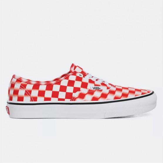 Vans Authentic Blur Check Γυναικεία Παπούτσια
