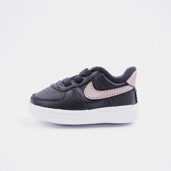 Nike Force 1 Crib Βρεφικά Παπούτσια
