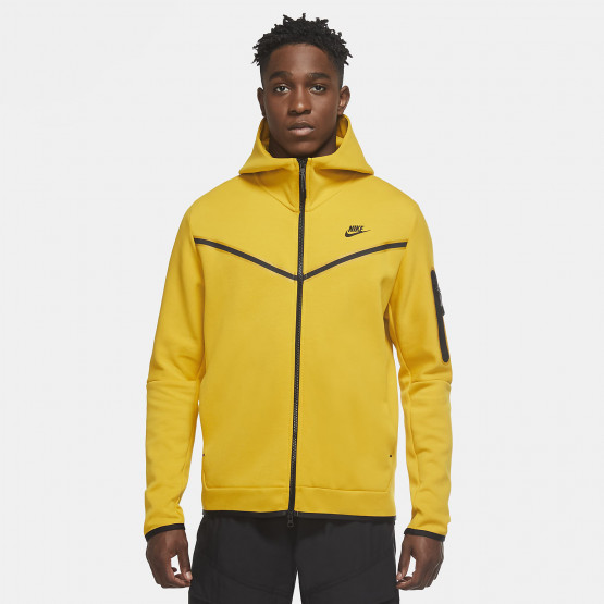Nike M Nsw Tch Flc Hoodie Fz Wr