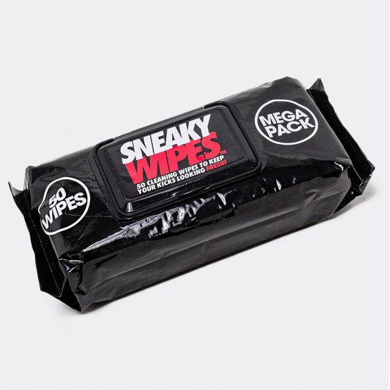 Sneaky Brand Wipes Mega Pack - Pack 50