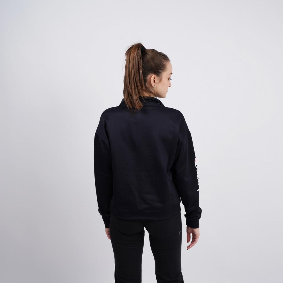 Champion Rochester Γυναικεία Μπλούζα με Φερμουάρ