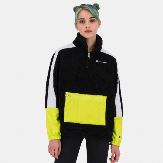 Champion Rochester Half Zip Sherpa Women's Sweatshirt