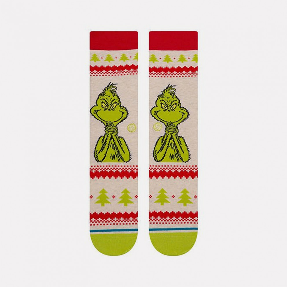 Stance x The Grinch Grinch Sweater Κάλτσες
