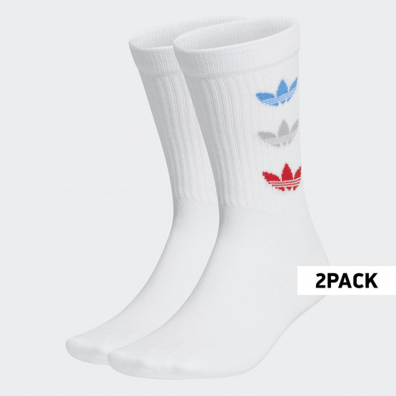 adidas Originals Tricolor 2-Pack Socks
