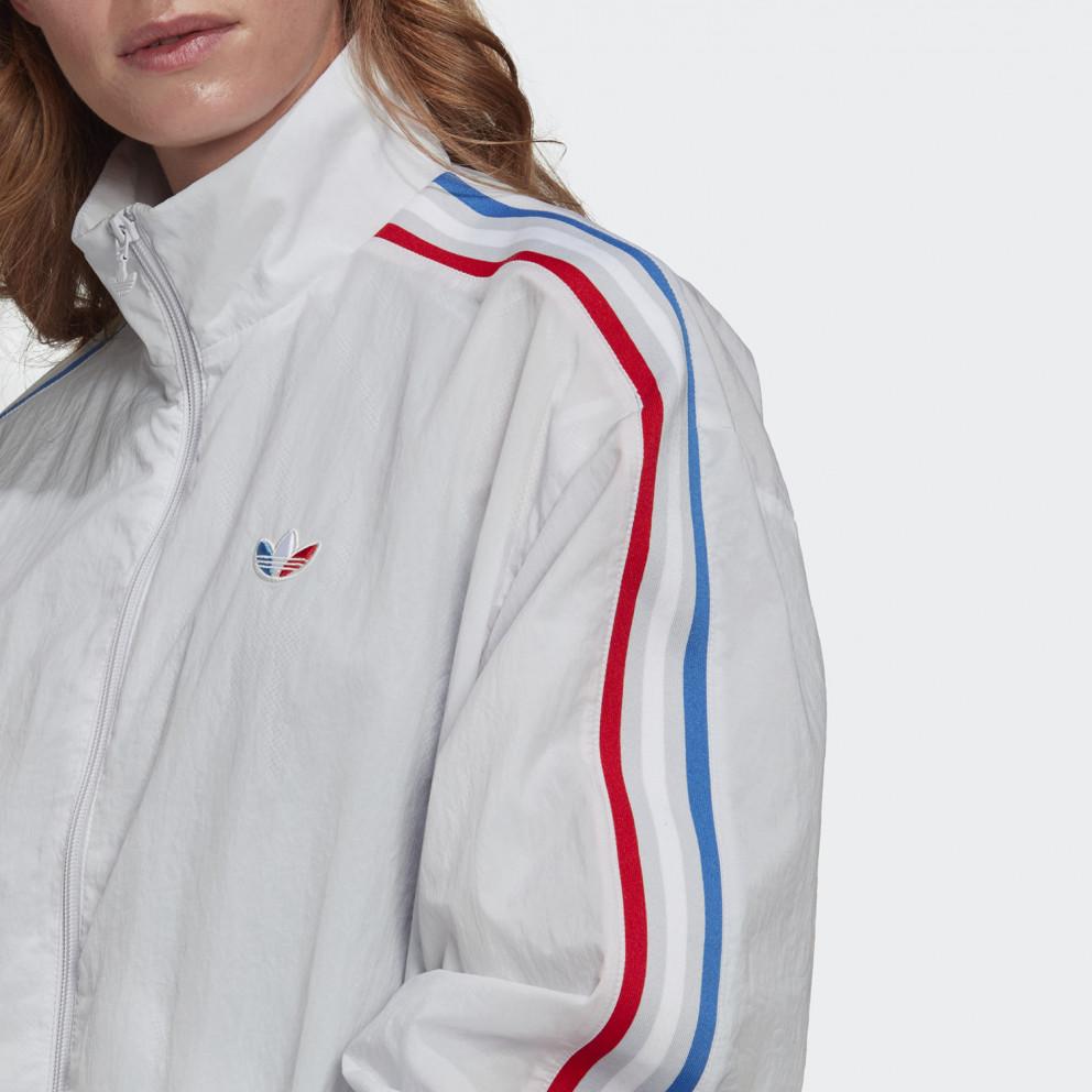 adidas Originals Adidoclor Tricolor Japona Γυναικεία Ζακέτα
