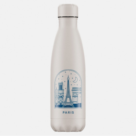 Chilly's City Break Paris Μπουκάλι Θερμός 500ml