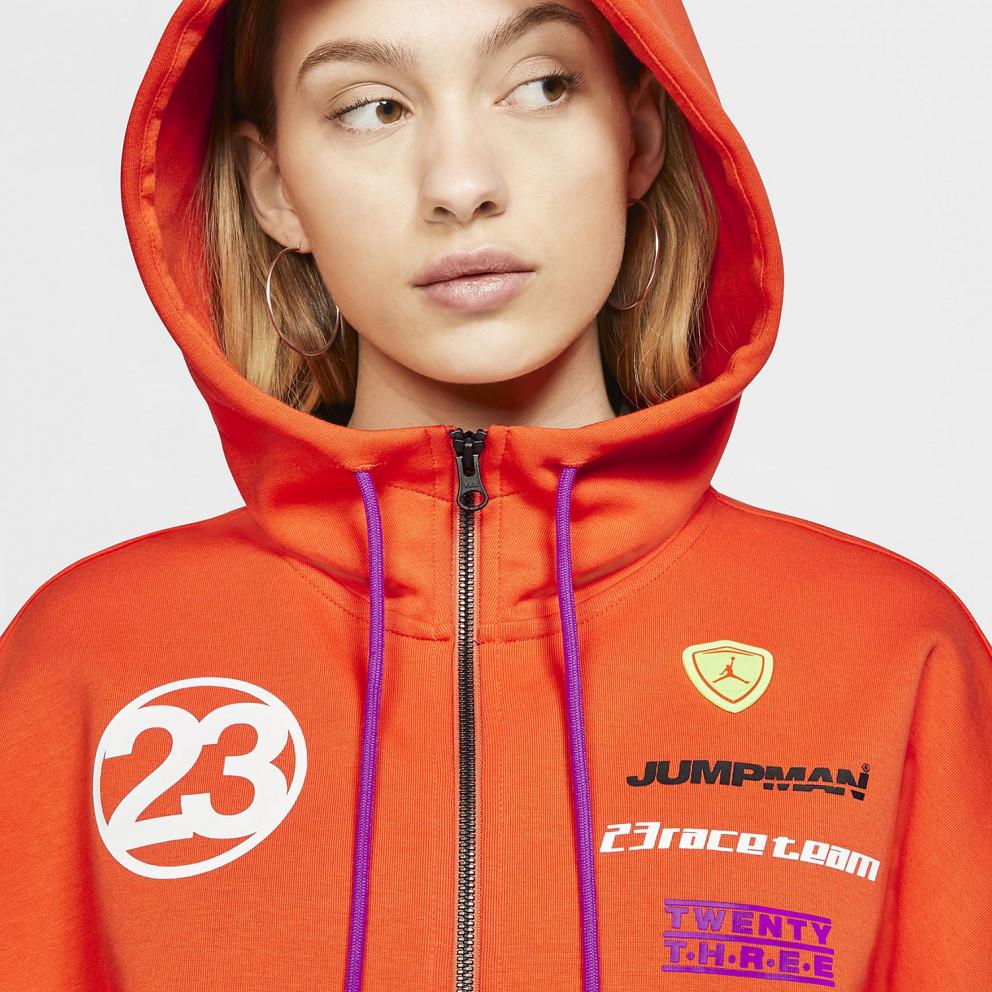 Jordan Moto Γυναικεία Ζακέτα