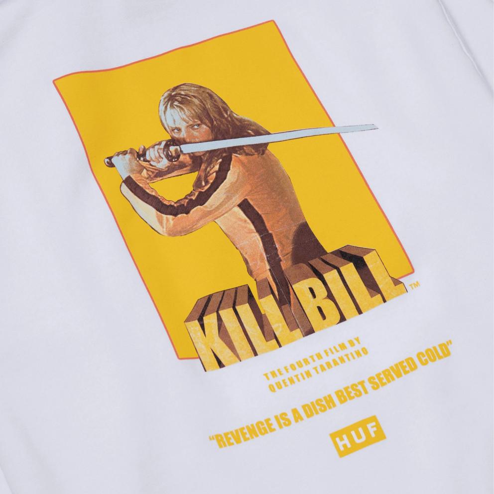 HUF x Kill Bill Bride Ανδρικό Φούτερ με Κουκούλα