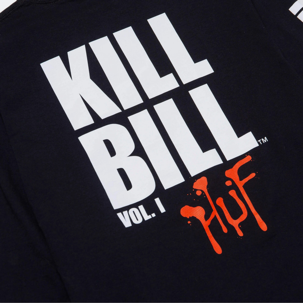 HUF x Kill Bill Black Mamba Ανδρικό Φούτερ
