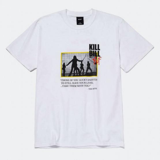 Huf x Kill Bill Death List Men's T-shirt