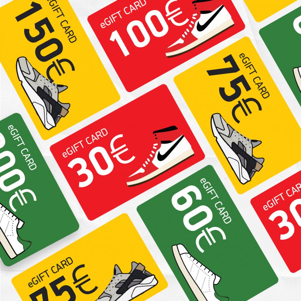Δωροκάρτα Sneaker10