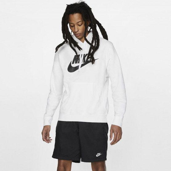 Nike Sportswear Club Fleece Ανδρικό Φούτερ με Κουκούλα
