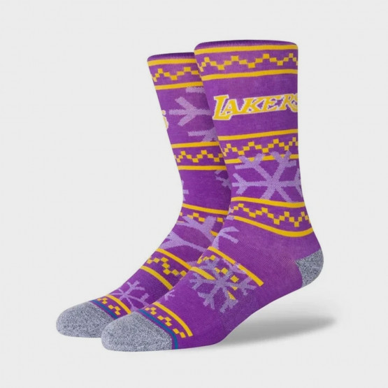 Stance NBA Los Angeles Lakers Frosted Hardwood Classics Κάλτσες