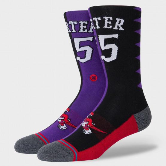 Stance NBA Vince Carter Toronto Raptors Hardwood Classics Socks