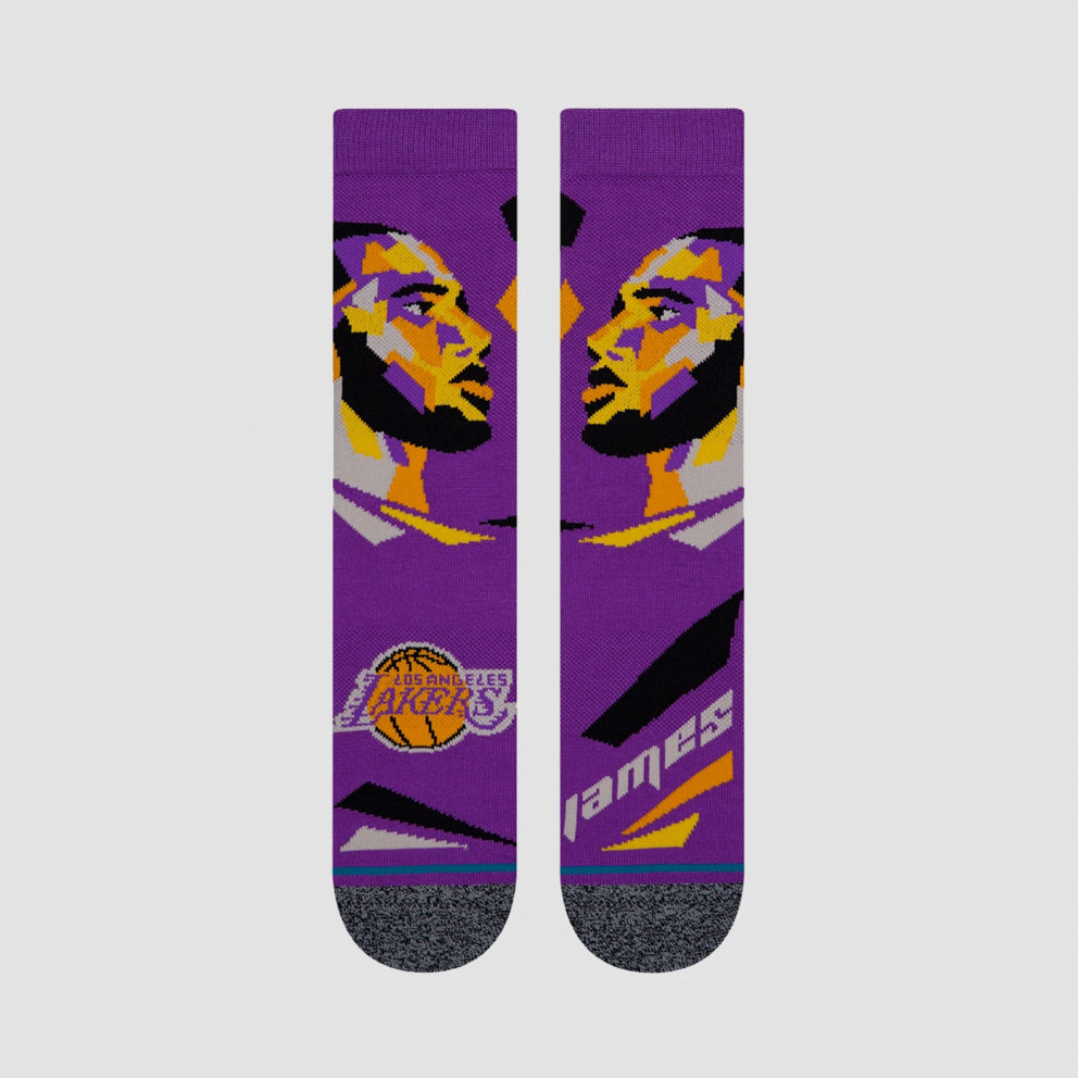 Stance NBA LeBron James Los Angeles Lakers Profiler Κάλτσες