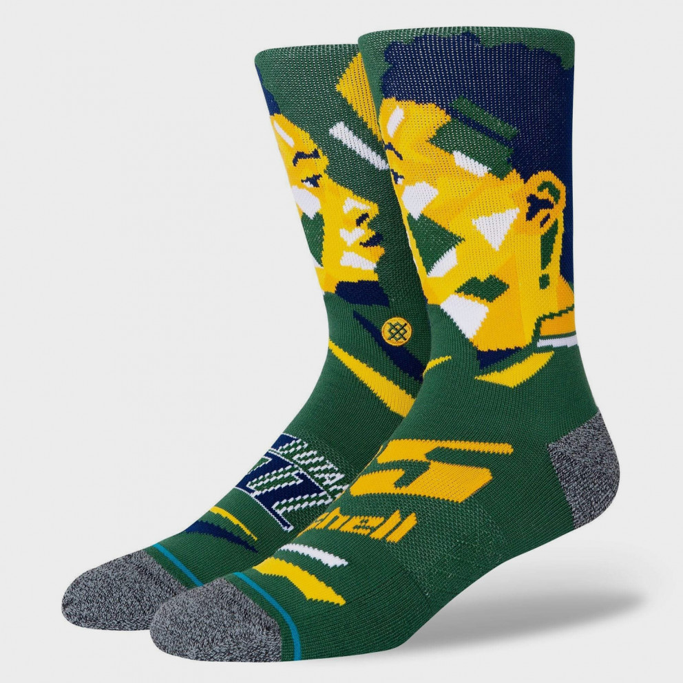 Stance NBA Donovan Mitchel Utah Jazz Profiler Κάλτσες