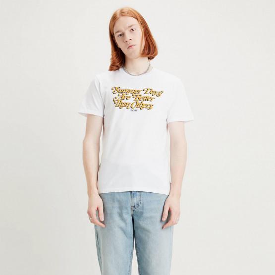 Levi's Graphic Crewneck Tee Men's T-Shirt