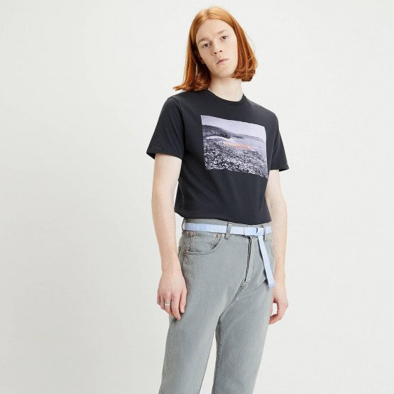 Levis Graphic Crewneck Tee Men's T-Shirt
