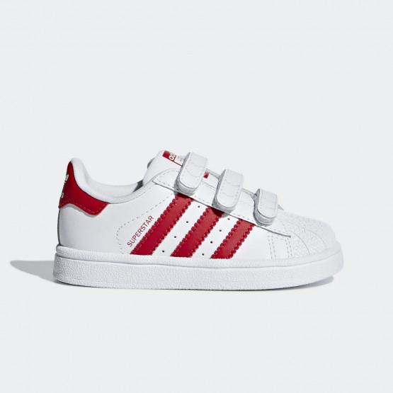 adidas Superstar Βρεφικά Παπούτσια