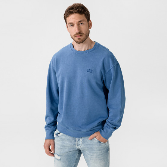 Levi's Authentic Logo Crewneck Ανδρική Μπλούζα