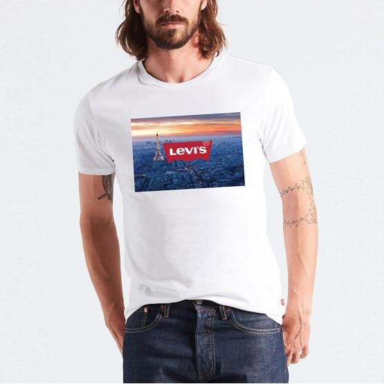 Levi's Destination Paris Ανδρικό T-Shirt