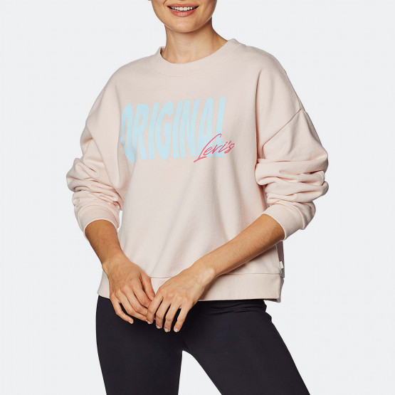 Levi's Graphic Diana Crew Women's Sweatshirt