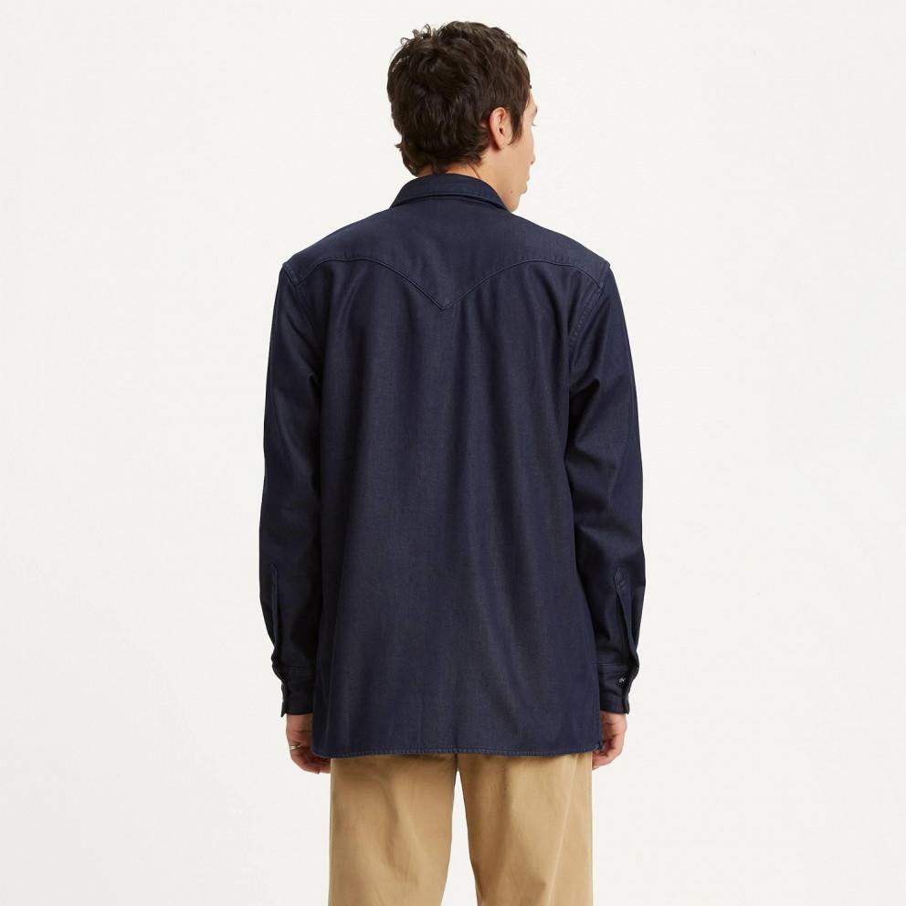 Levi's Relaxed Barstow Overshirt Ανδρικό Πουκάμισο