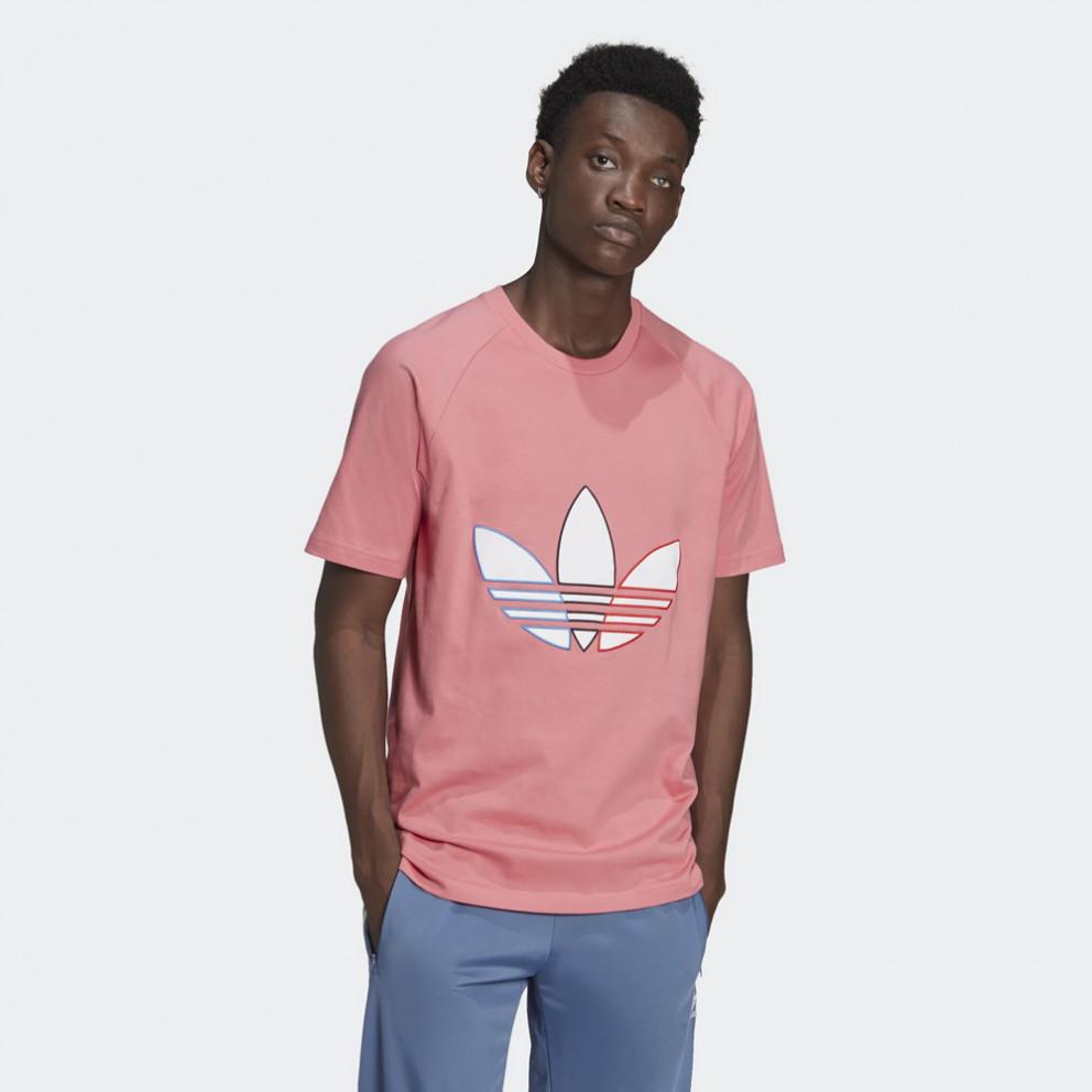 adidas Originals Adicolor Tricolor Ανδρικό T-Shirt