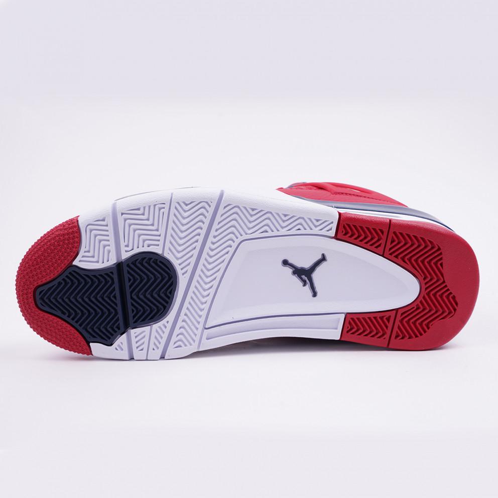 Jordan Air 4 Retro Ανδρικά Παπούτσια για Μπάσκετ